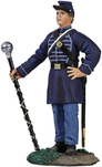 W Britain toy soldier Civil War 31202