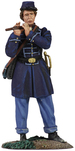 W Britain toy soldier Civil War 31203