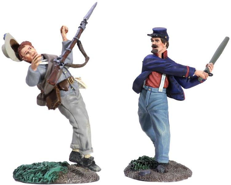 William Britain toy soldiers Civil War 31225
