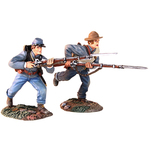 "More about the '31229 - ""Charge"" - Confederate Infantry Advancing with Bayonet & Confederate Attacking with Bayonet' product"