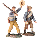 "More about the '31240 - ""Huzza For the Company"" - Confederate Infantry Marching Set' product"
