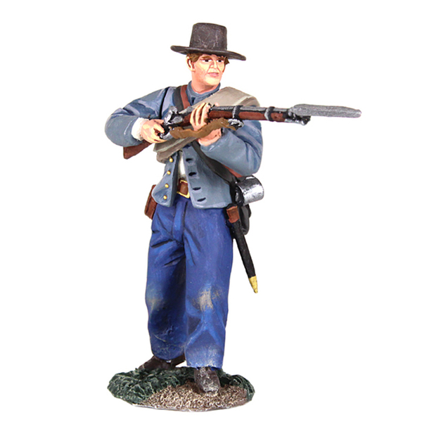 31242 - Confederate Infantry Defending No.3