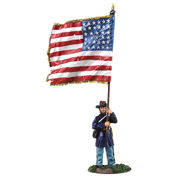 31244 American Civil War Matte Soldier