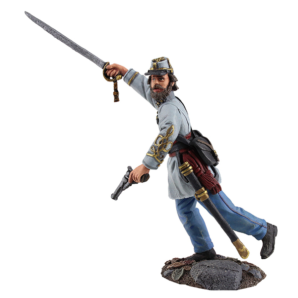 Historical Miniature Toy Soldier American Civil War Matte 31247