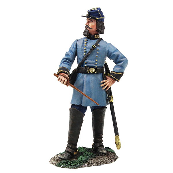 Historical Miniature Toy Soldier American Civil War Matte 31252