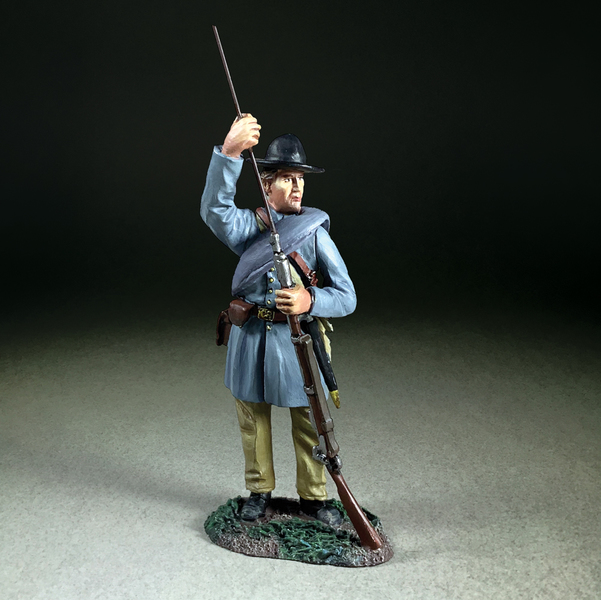 31256 - Confederate Standing Ramming in Frockcoat No.1