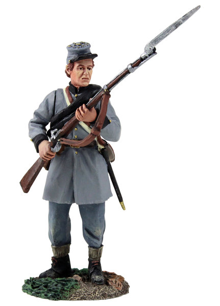 Historical Miniature Toy Soldiers American Civil War Matte 31258