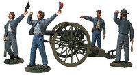 Historical Miniature Toy Soldiers American Civil War Matte 31264