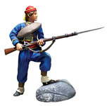 More about the '31296 - Union Infantry 146th NY Zouave Standing Defending No.1' product