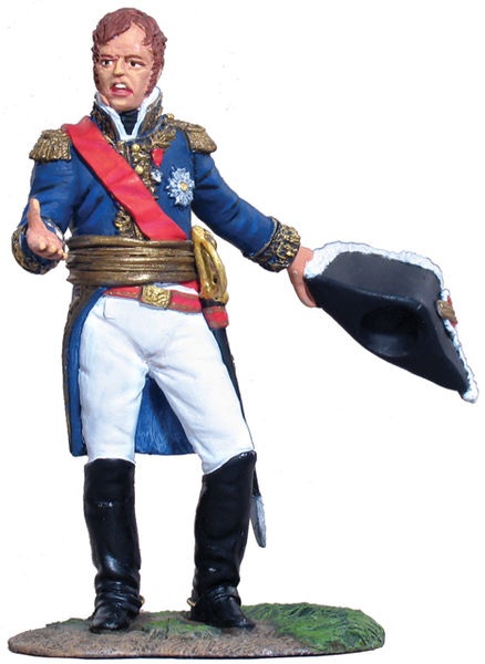 36008 - French Marshal Ney, Waterloo 1815