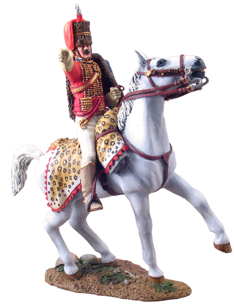 36050 W Britain toy soldier napoleonic