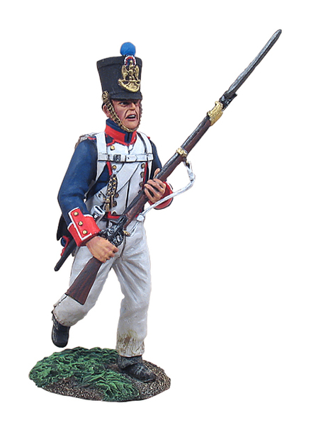 William Britain toy soldiers 36067 Napoleonic