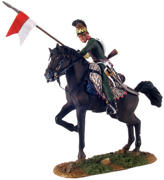 36069 W Britain toy soldier Napoleonic