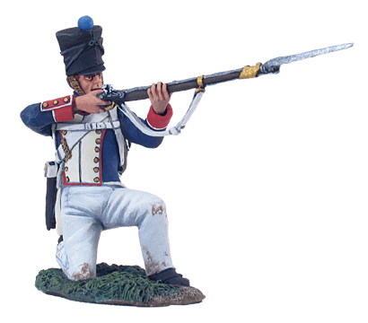William Britain toy soldiers 36080 Napoleonic