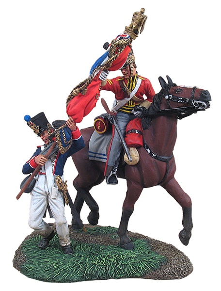 W Britain toy soldiers 36084 Napoleonic