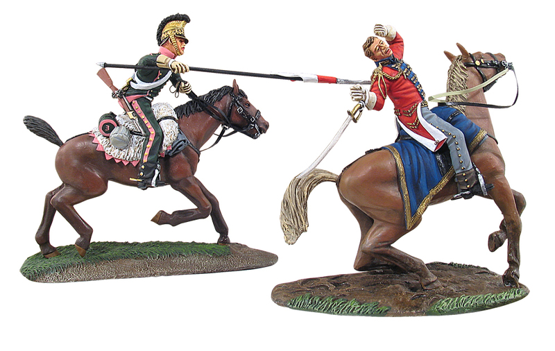 W Britain metal soldiers 36085 Napoleonic