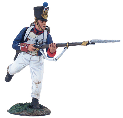 William Britain toy soldiers 36091 Napoleonic