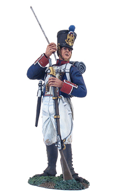 William Britain toy soldiers 36092 Napoleonic