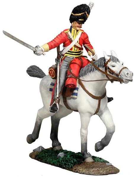 W Britain toy soldiers 36098 Napoleonic