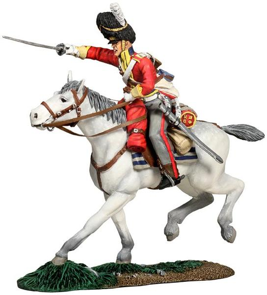 W Britain metal soldiers 36099 Napoleonic