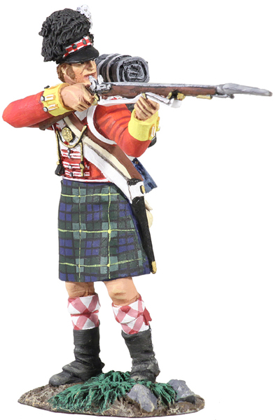 William Britain toy soldiers 36102 Napoleonic