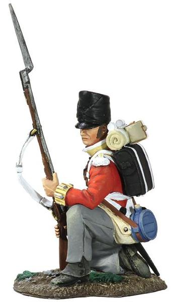 W Britain metal soldier 36108 Napoleonic