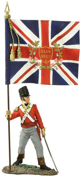 William Britain toy soldier 36111 Napoleonic
