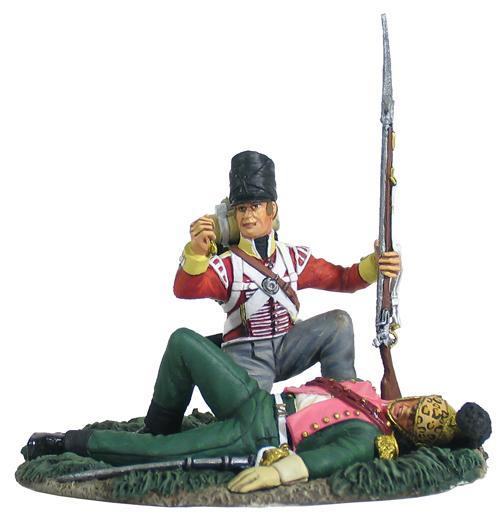 W Britain toy soldier 36125 Napoleonic
