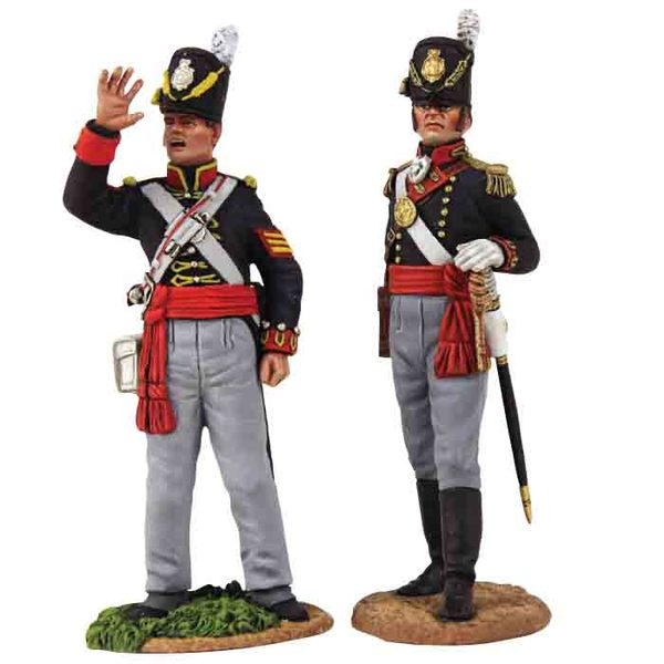 36126 Napoleonic Matte Soldiers