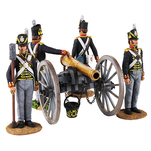 36127 Napoleonic Matte Soldiers