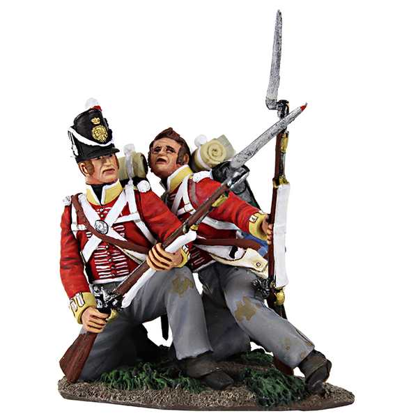 36130 Napoleonic Matte Soldiers