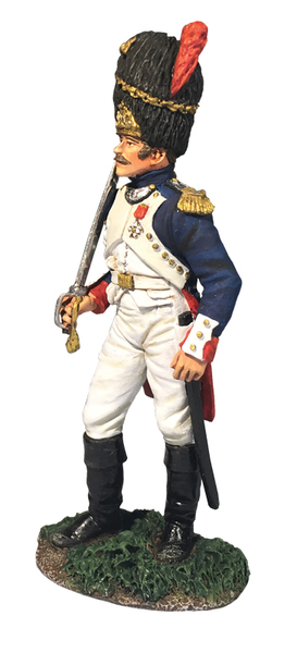 36160 - French Old Guard Company Officer