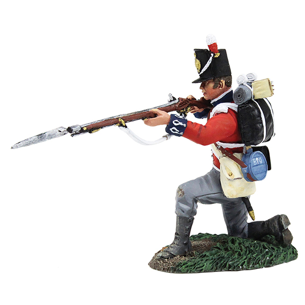 Historical Miniature Toy Soldier Napoleonic Matte 36162