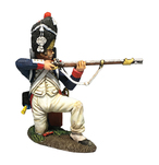 36178 - French Old Guard 1st Rank Kneeling Firing