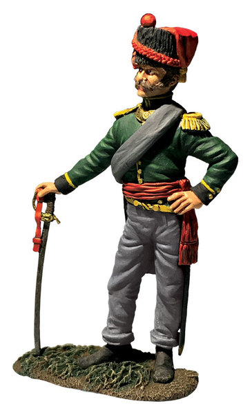 36172 - Nassau Grenadier Kneeling Firing No.2 W.Britain