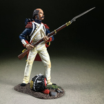 "More about the '36188 - ""Near Miss!"" French Imperial Guard Standing Defending, 1815' product"