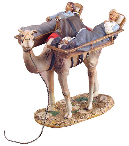 39005 - British Camel Stretcher Bearer