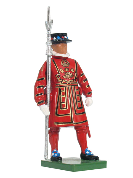41064 W Britain toy soldier Ceremonial