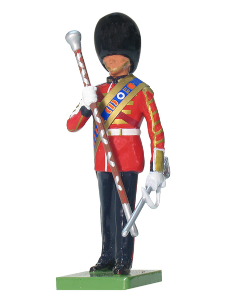 41085 - Coldstream Guard Drum Major