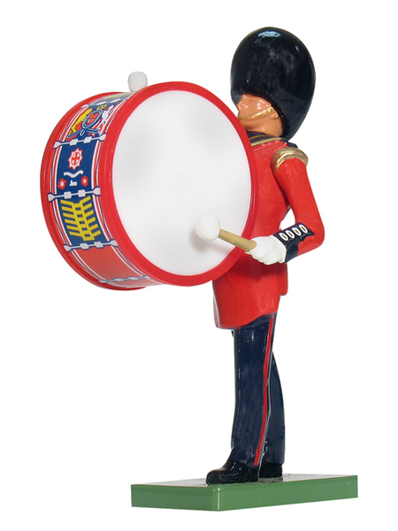 41087 - Coldstream Guard Bass Drum
