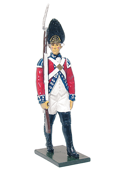 43009 - Grenadier, 1st Foot Guards, 1775