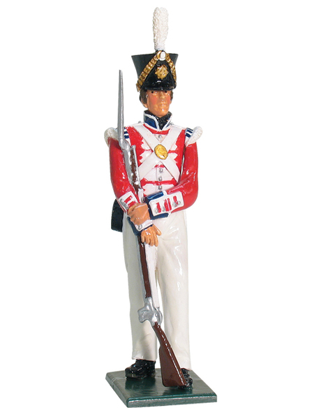 43024 - Private, 2nd (Coldstream) Foot Guards, 1822
