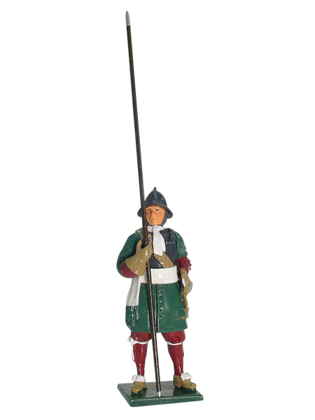 43043 - Pikeman, The Coldstream Guards, 1670