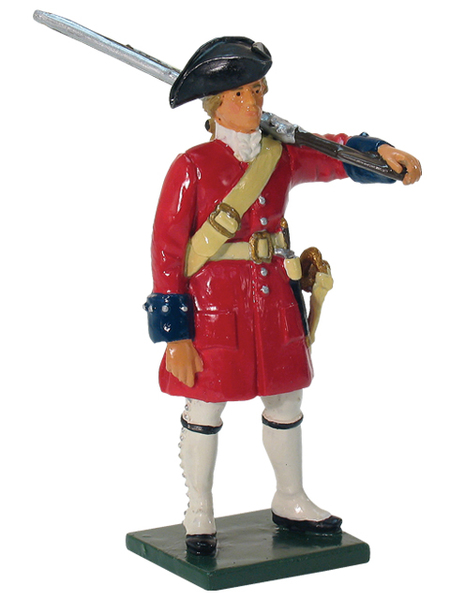 43047 - Musketeer, Foot Guards, 1705