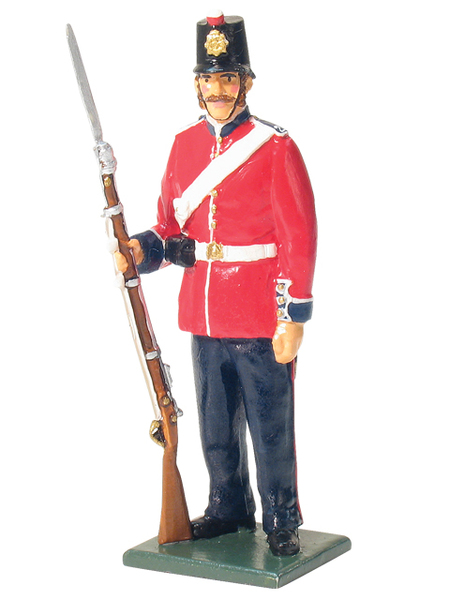 43049 - Private, 2nd Regiment of Foot, 1855