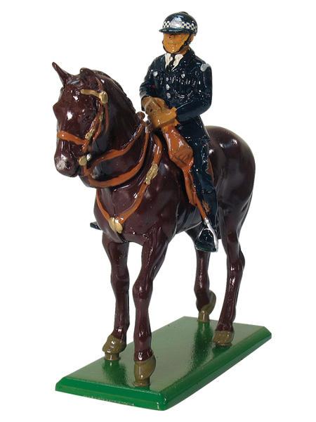 43059 - Mounted Policeman