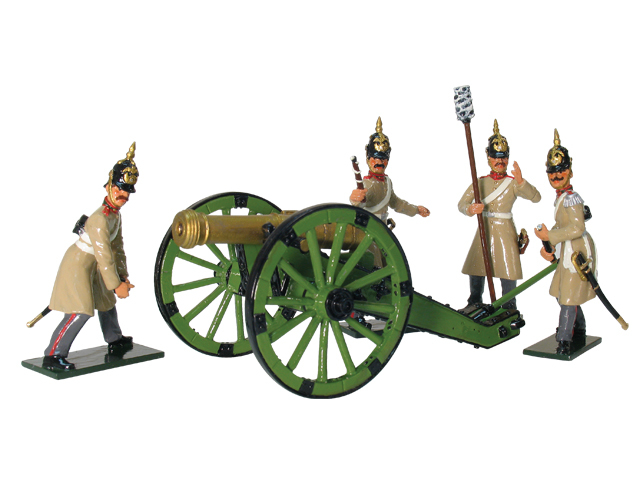 43062 - Russian Horse Artillery Set No.1