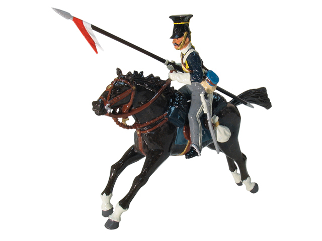 43065 - British 17th Lancers Charging Set No.1