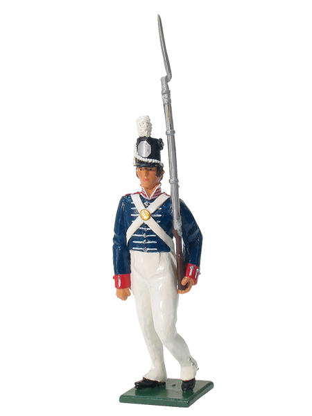 43067 - Private, 1st U.S. Infantry, 1812