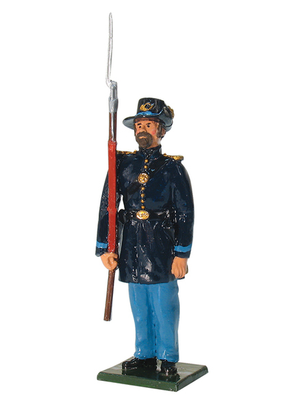 43089 - Federal (Union) Regular Infantry, 1861